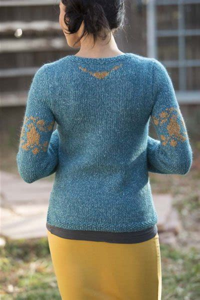 Conny Tunik moth heaven bart 243 k tunik interweave knits 2013