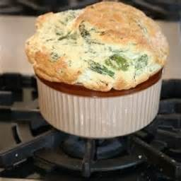 spinach cheese souffle spinach and cheese souffle bigoven 160575