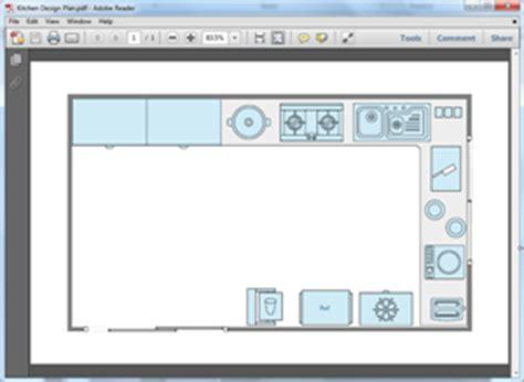 visio kitchen template free kitchen plan templates for word powerpoint pdf