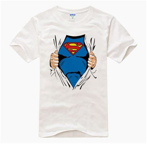 Tshirt Supermen White superman images brand new superman white sleeve t
