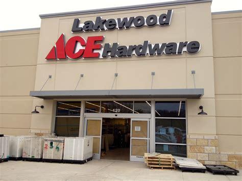 ace hardware qatar opening lakewood ace hardware preps for soft opening tomorrow