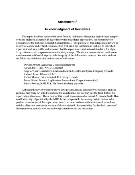 Acknowledgement Letter Project Acknowledgement Sle For Project Report Www Imgkid The Image Kid Has It