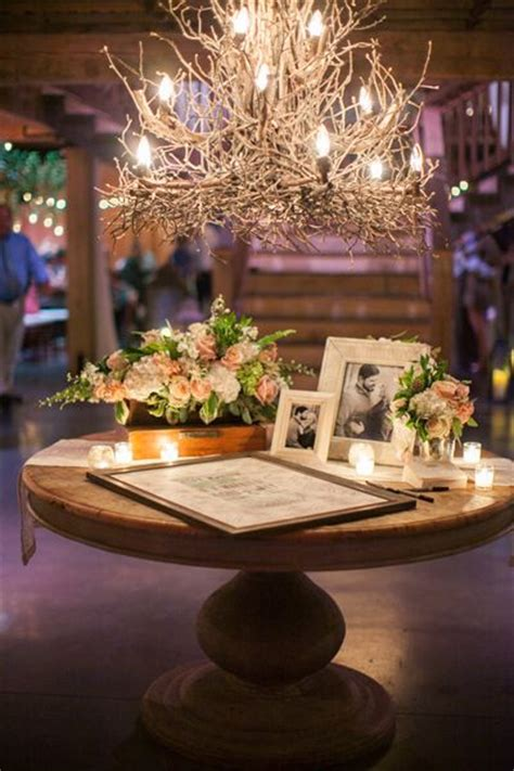 wedding guest book table the s catalog of ideas