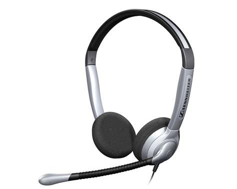 Headset Sennheiser sennheiser sh 350 phone headset noise cancelling headset hd voice clarity