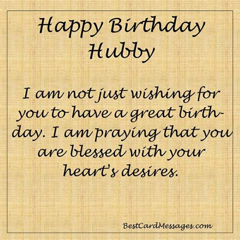 Husband Birthday Quotes From Best Birthday Quotes For Husband Quotesgram