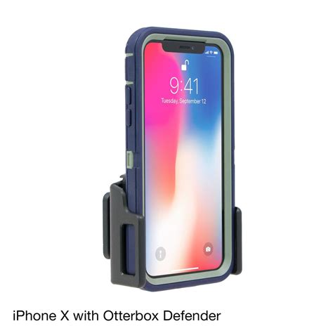 Iphone Holder by Adjustable Iphone Holder For Rugged Cases Proclip Usa