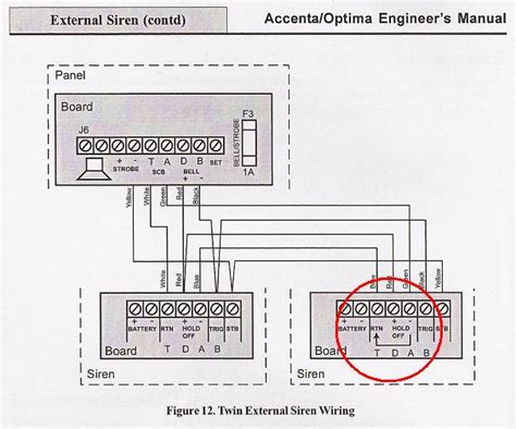 wiring diagram for honeywell burglar alarm on wiring