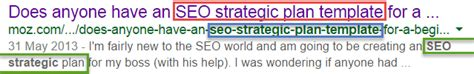 Seo Strategy Template Keyword Planning Secrets For 2016 Seo Strategy Plan Template