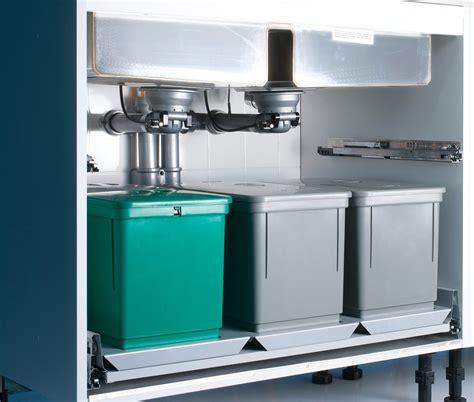 sifone per lavello cucina pi 249 spazio sotto il lavello in cucina cose di casa
