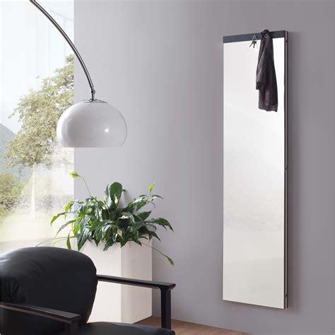 appendiabiti da ingresso con specchio specchiera appendiabiti apribile narciso arredaclick