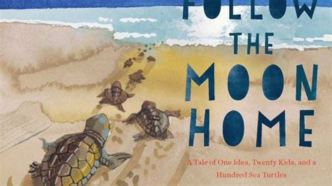 follow the moon home by philippe cousteau deborah