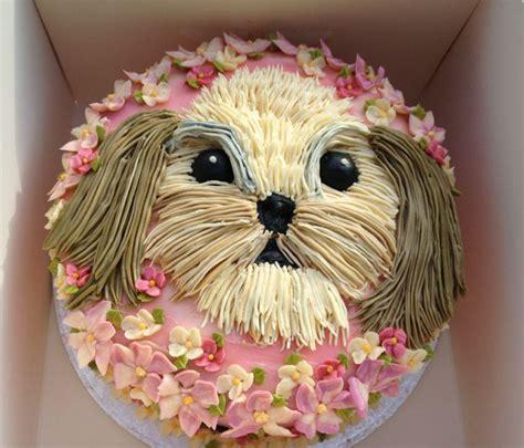 shih tzu cake birthday cakes for shih tzu breeds picture