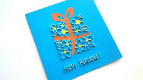 greeting card supplies for how to make a beautiful greeting card birthday card idea