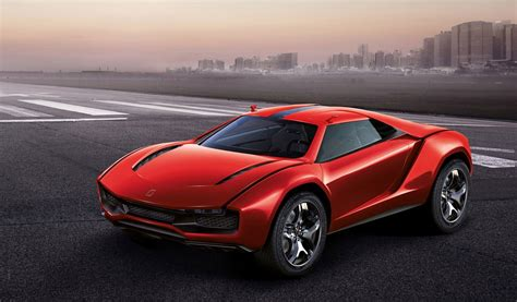 supercar suv italdesign parcour concept supercar suv or both paul