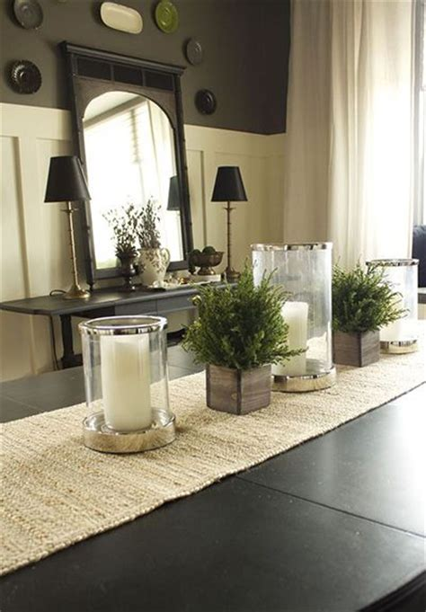 dining room table arrangements best 25 dining room table decor ideas on pinterest