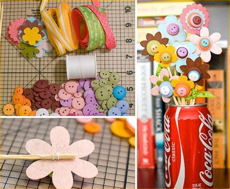 Handmade Craft Ideas - craft gift ideas for mothers day family