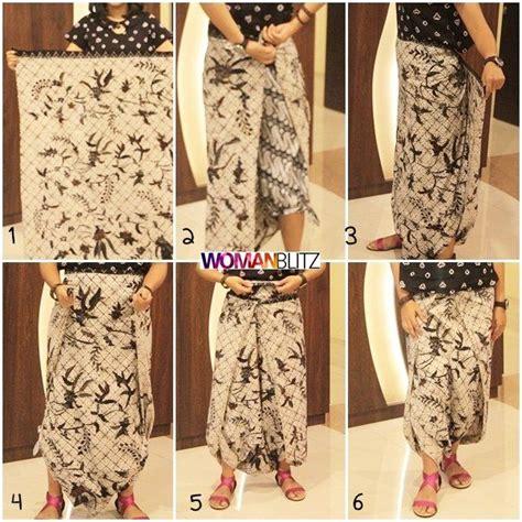 Baju Batik Set Rok Lilit Kemeja Batik 7242 best i batik images on kebaya batik fashion and batik dress