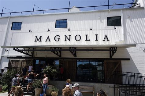 the magnolia store visiting the magnolia market silos popsugar home
