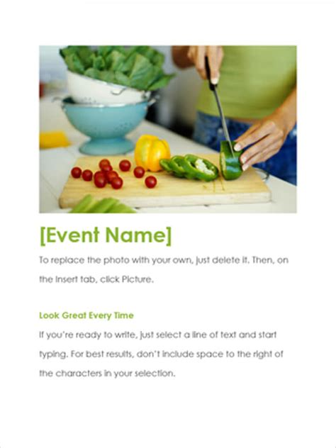 event flyer template word 26 free event flyer templates in microsoft word