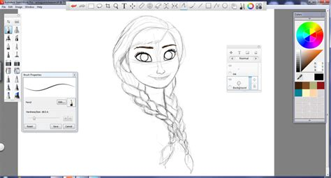 sketchbook pro how to step by step in autodesk sketchbook pro by teamhans