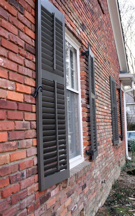 urbane bronze by sherwin williams for exterior shutters landscaping ideas front
