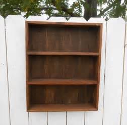 Wall Cabinet Diy Diy Pallet Wall Cabinet Shelf Unit Pallet Furniture Plans
