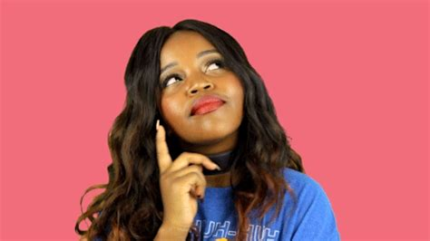 unsure thinking gif by tkay maidza find on giphy
