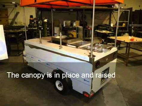 mobile build a apollo carts process of building a custom food cart for