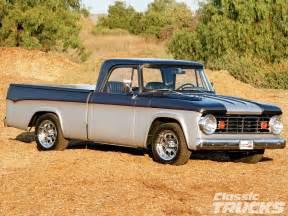 1967 dodge d100 truck classic trucks magazine