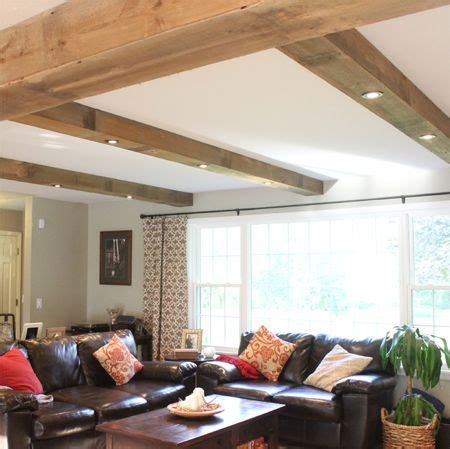 adding beams to ceiling 25 best ideas about faux beams on wood beams faux ceiling beams and wood ceiling beams