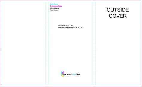 tri fold brochure template illustrator 2 best agenda