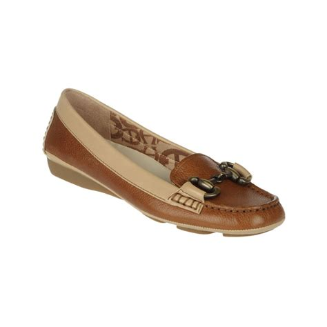 etienne aigner loafers etienne aigner arnie loafers in brown lyst