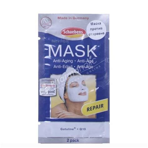Theraskin Mask Peel Acelora Masker Peel Anti Aging skin care schaebens anti aging mask 2x5ml
