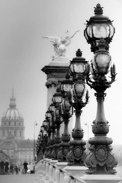 Paris - Pont Alexandre III et ses Réverbères   Decorative