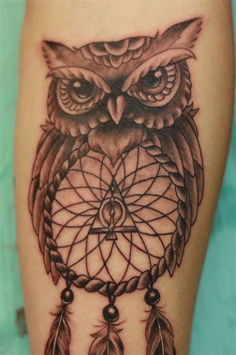 black owl tattoo stunning owl tattoos for pictures styles ideas