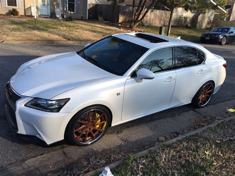 lexus gs350 f sport custom this lex is pure lexus 4gs diy wow clublexus