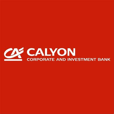 calyon bank calyon corporate and investment bank free vector in
