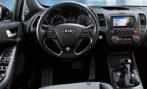 Kia Forte Interior Kia Forte In Wheaton Kia 2017 Stats Pricing In Sk