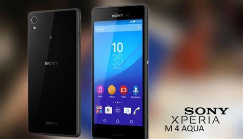 Harga Hp Merk Sony Xperia sony xperia m4 aqua harga dan spek lengkapnya teknobos