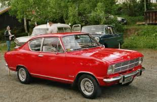 Opel Kadett 1968 1968 Opel Kadett Information And Photos Momentcar