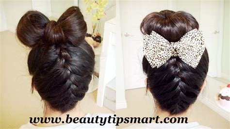 haircut for long hair step by step cute bow hairstyles for long hair step by step easily