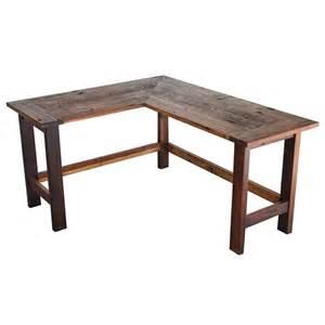rustic l shaped desk 1000 ideas about desk on pc setup