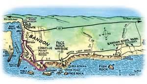 sentinals of the sea bandon sea stacks bandon or