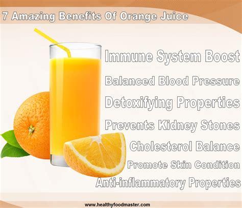 Orange For Health And by 7 Amazing Benefits Of Orange Juice