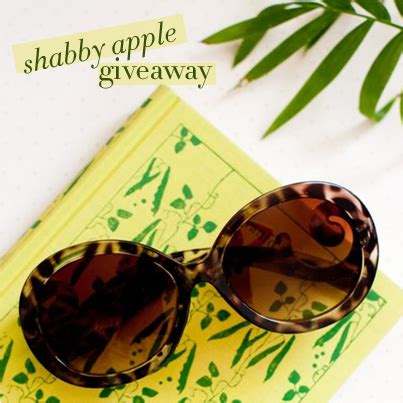 giveaway shabby apple the college prepster