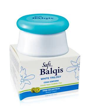 Pembersih Muka Safi Balqis White Trilogy review safi balqis white trilogy ayue idris