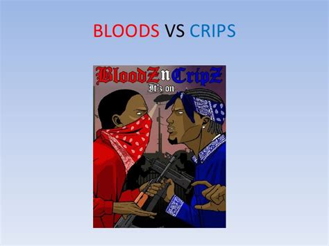 Cribs Vs Bloods by Bloods Vs Crips