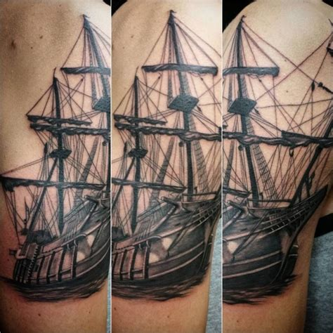 ghost ship tattoo designs collection of 25 ghost ship sketch
