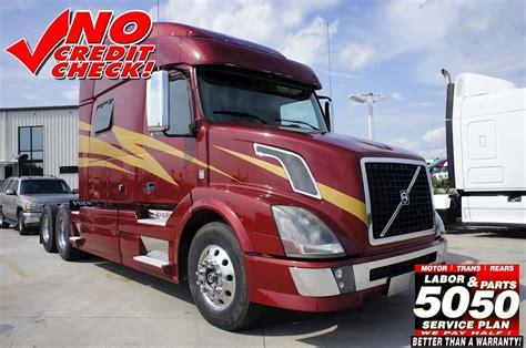 2011 volvo semi truck for sale 2011 volvo 730 sleeper semi truck for sale gulfport ms