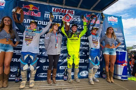 lucas pro motocross results lucas pro motocross chionship results hangtown